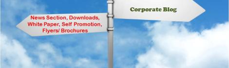5 things a corporate blog isn't